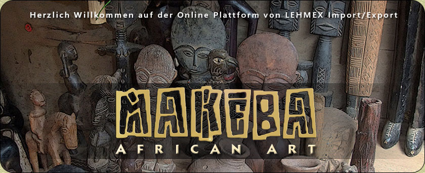 Makeba Afrika Shop Titelbild